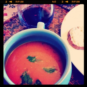 #3 Tomato Soup