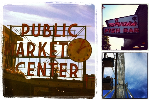 Seattle Collage