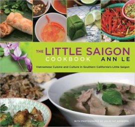 The Little Saigon Cookbook Cover