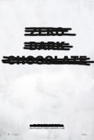 Zero Dark Chocolate