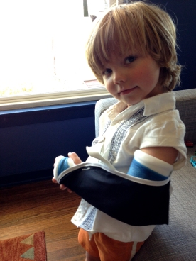 Ollie's Cast - First Day