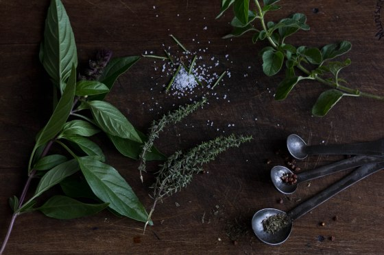Dark & Moody Herb Salt
