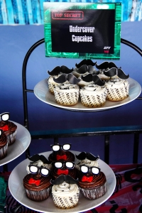 Undercover Cupcakes