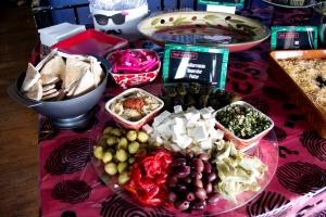 Mediterranean Moonraker Platter