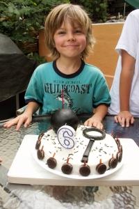 The Happy Birthday Boy